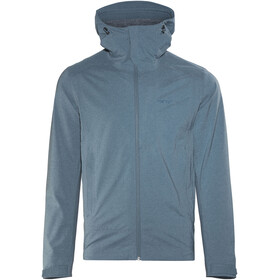 Meru Pau Softshell Jacket Men Navy